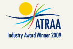 ATRAA Industry Award Winner 2009