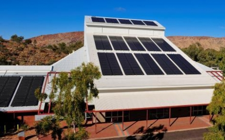 Araluen Arts Centre 180kW 2013