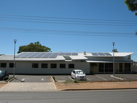 Alice Springs Vet Clinic 17kW 2010