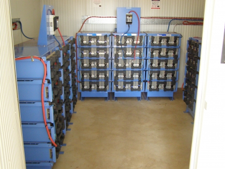 Battery bank Ulpinyali NT